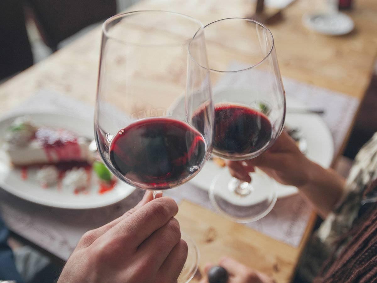 geriausias raudonojo vyno ženklas širdies sveikatai)