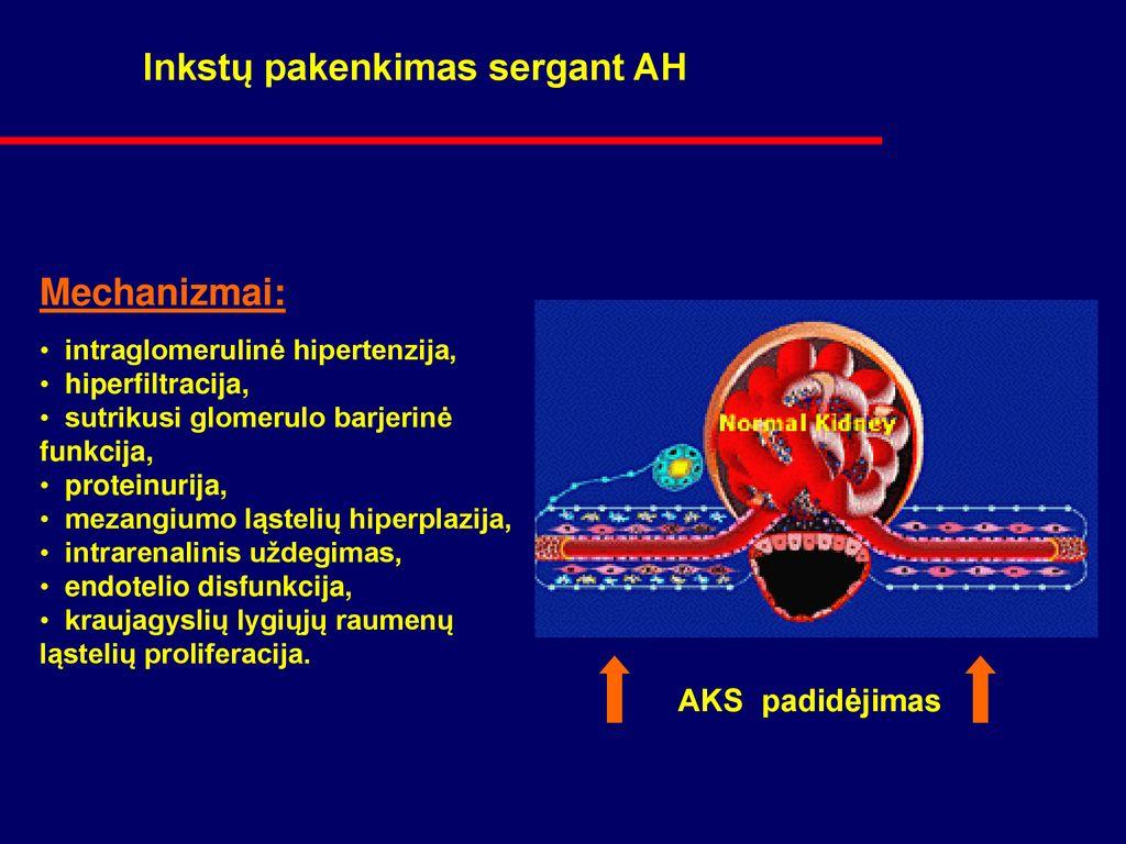 endotelis sergant hipertenzija)