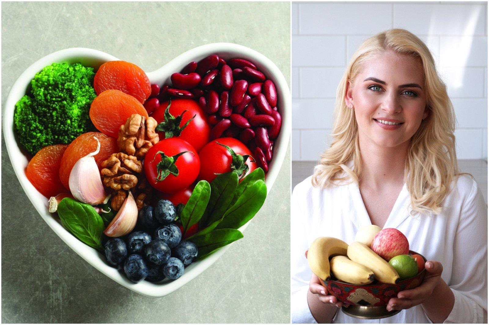 kaip netinkama mityba ir nutukimas gali paveikti širdies sveikatą)