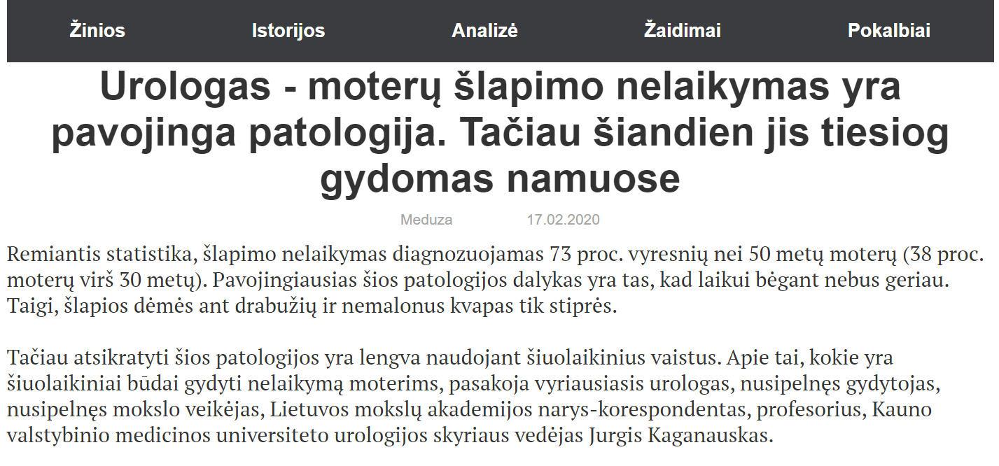 šiuolaikiniai vaistai nuo hipertenzijos vyrams)