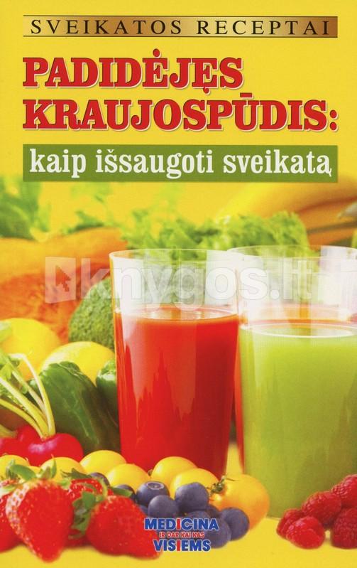 mitybos terapija knygoms apie hipertenziją)