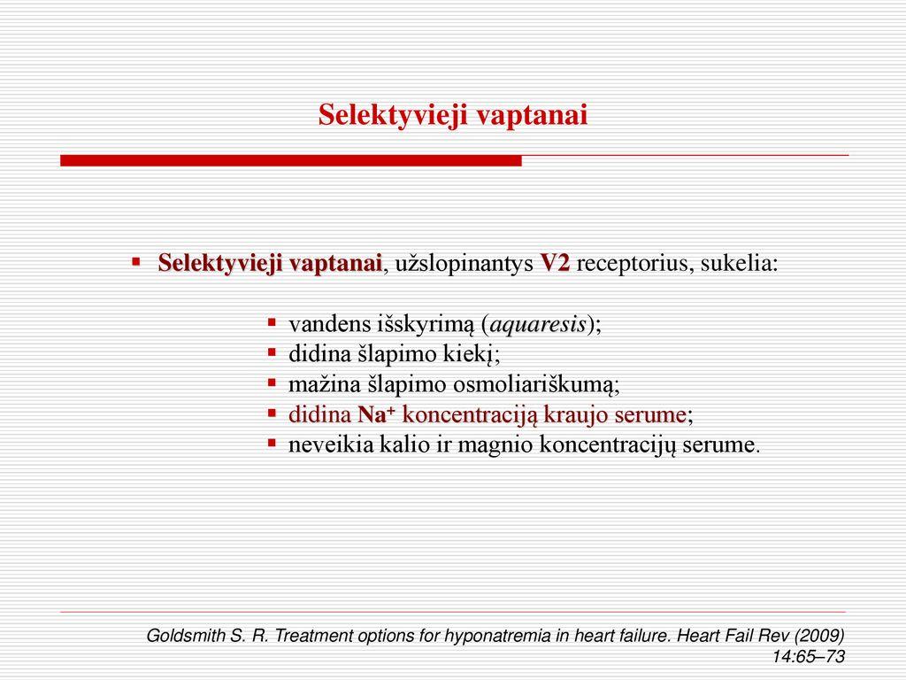 gydomasis nevalgymas ir hipertenzija