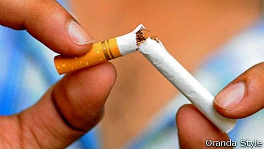 širdies ligos rūkant cigarus ir sveikata