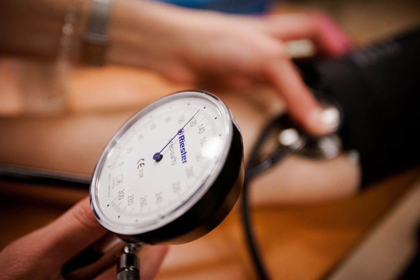 miomos ir hipertenzija