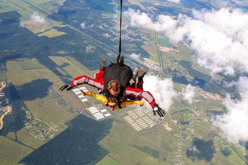 šuolis parašiutu su hipertenzija