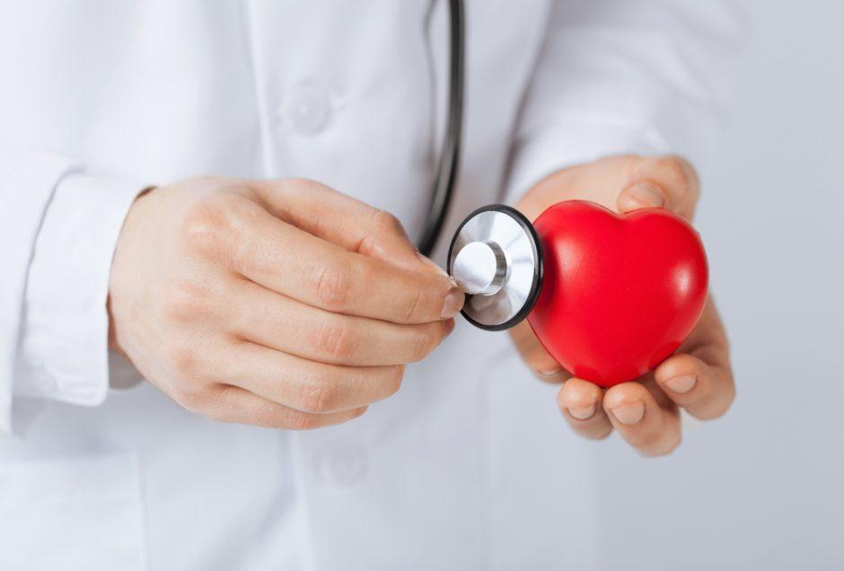 širdies sveikatos dietos ir)