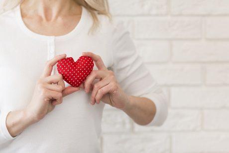 9 rizikos veiksniai gali kontroliuoti geresnę širdies sveikatą