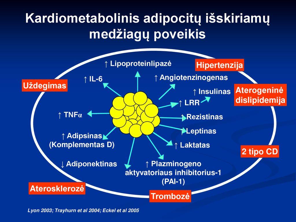 kas 1996 hipertenzija