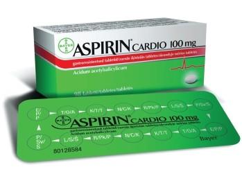 geriausia aspirino dozė širdies sveikatai standartinis trigubas derinys gydant hipertenziją