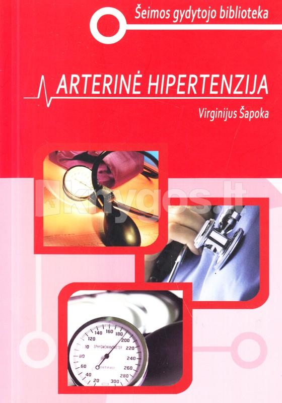 kaip nugalėti hipertenziją knyga