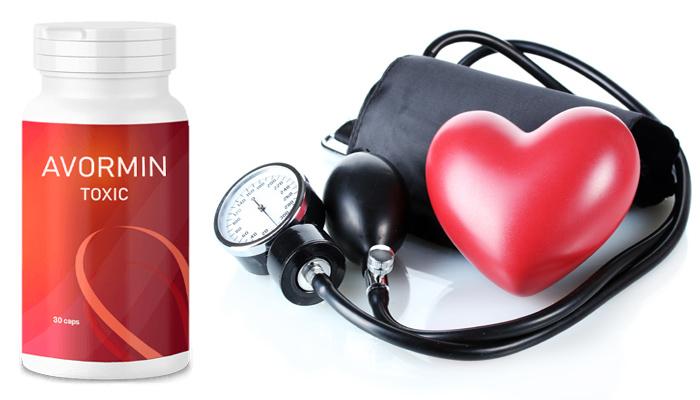 amalas ir hipertenzija