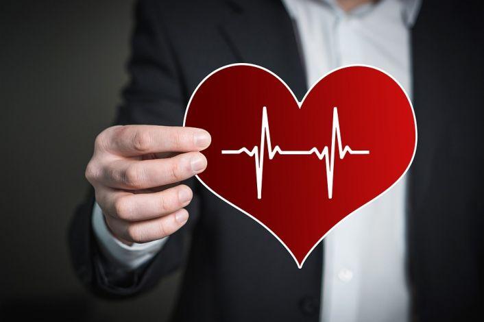 kraujo būklė su hipertenzija
