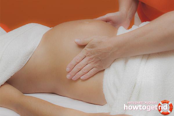 Klasikinis kaklo ir apykaklės zonos masažas