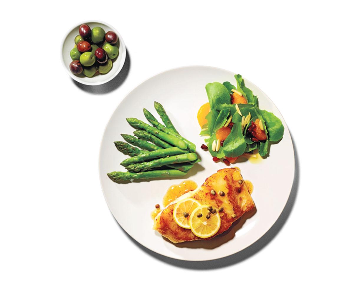 valgyti Viduržemio jūros dietą širdies sveikata)