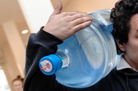 gyvas vanduo sergant hipertenzija