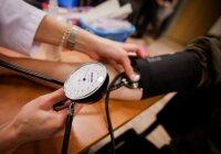 srieginis impulsas su hipertenzija