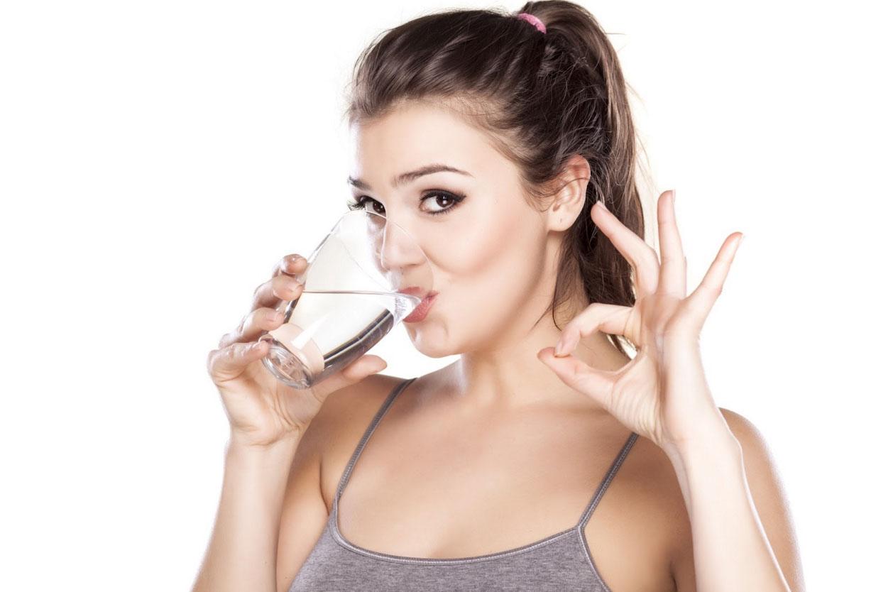 galite gerti vandenį nuo hipertenzijos