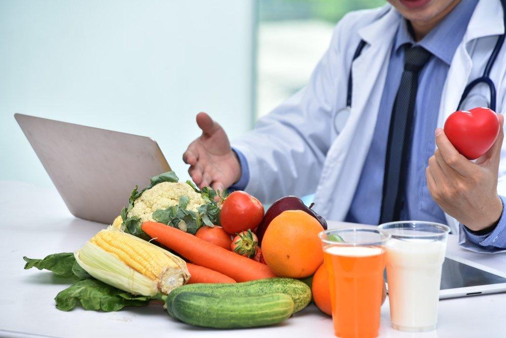 Ar daržovių dietos yra širdies sveikata?