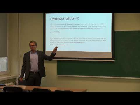 Edukacinės vaizdo paskaitos – Prisijungusi Lietuva