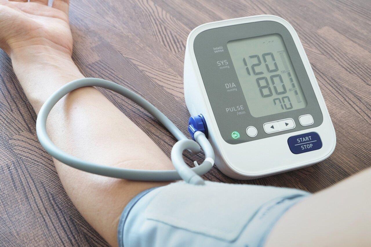 A. Unikauskas atskleidė keturis būdus, padedančius įveikti žemą kraujospūdį