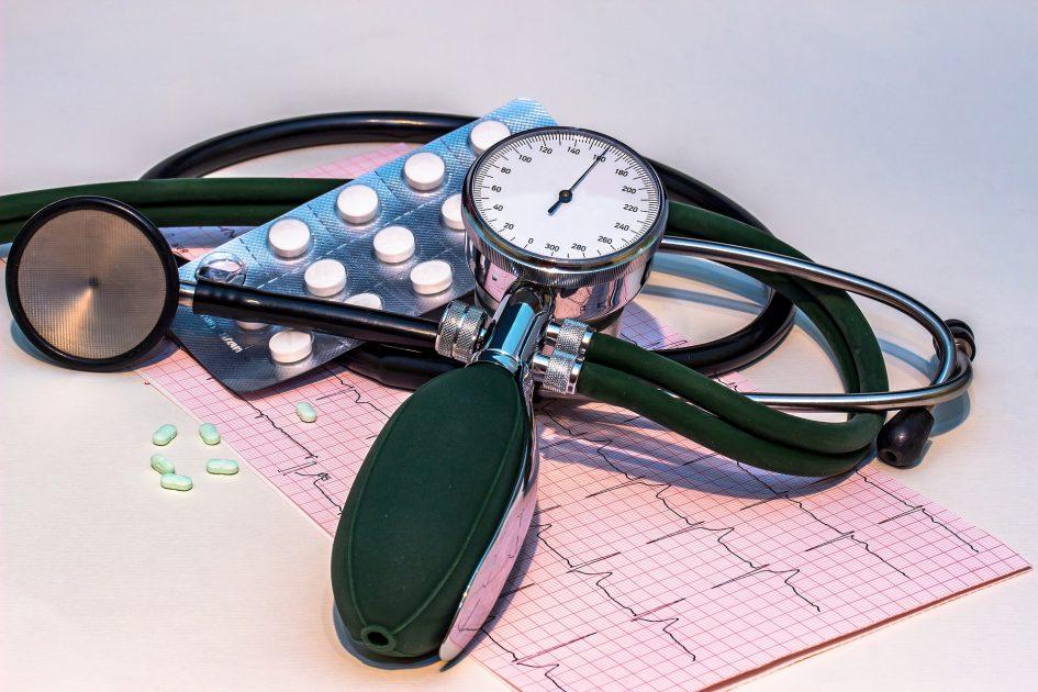 ką skirti hipertenzijai