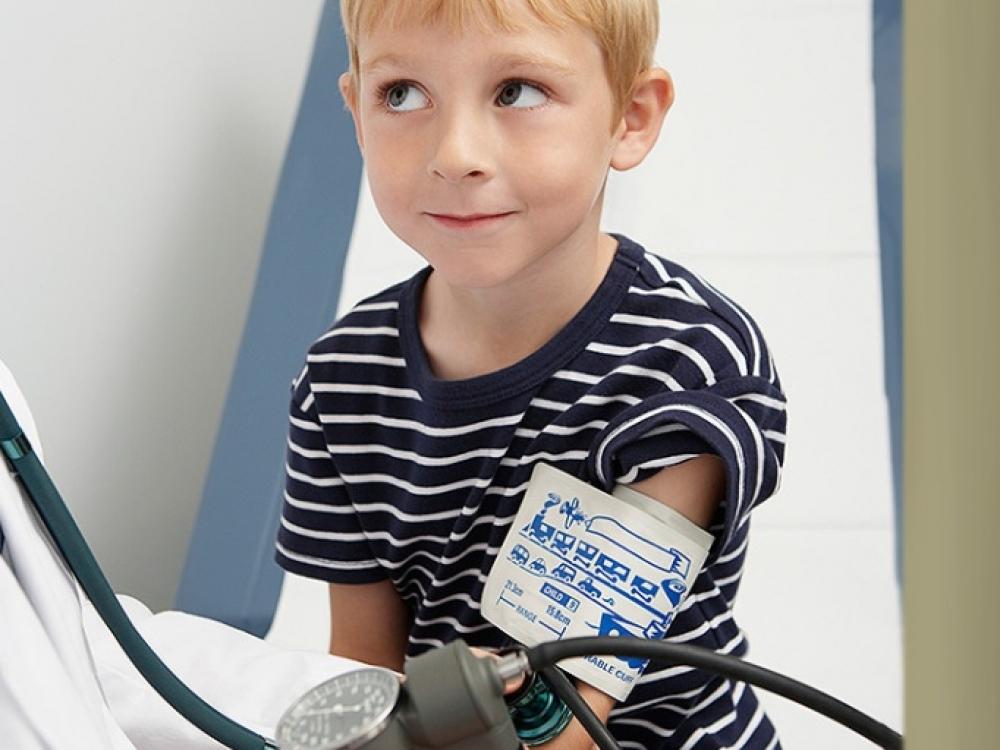 vaikų apie hipertenziją