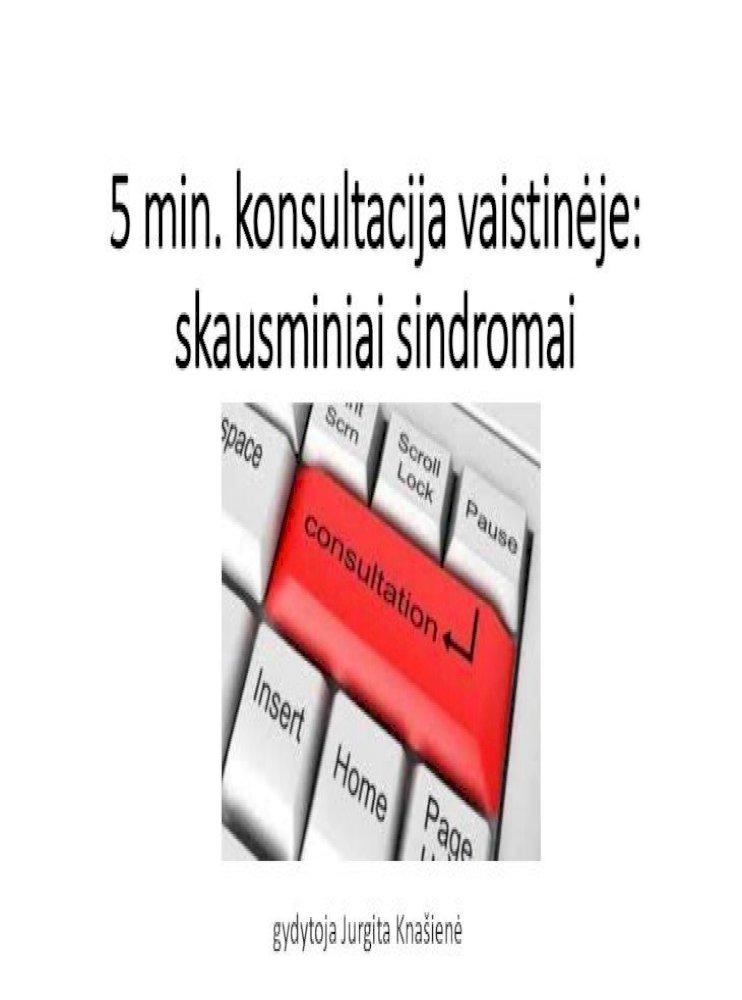 nimesulidas ir hipertenzija)