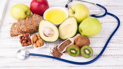 Terapinė dieta po išeminio insulto