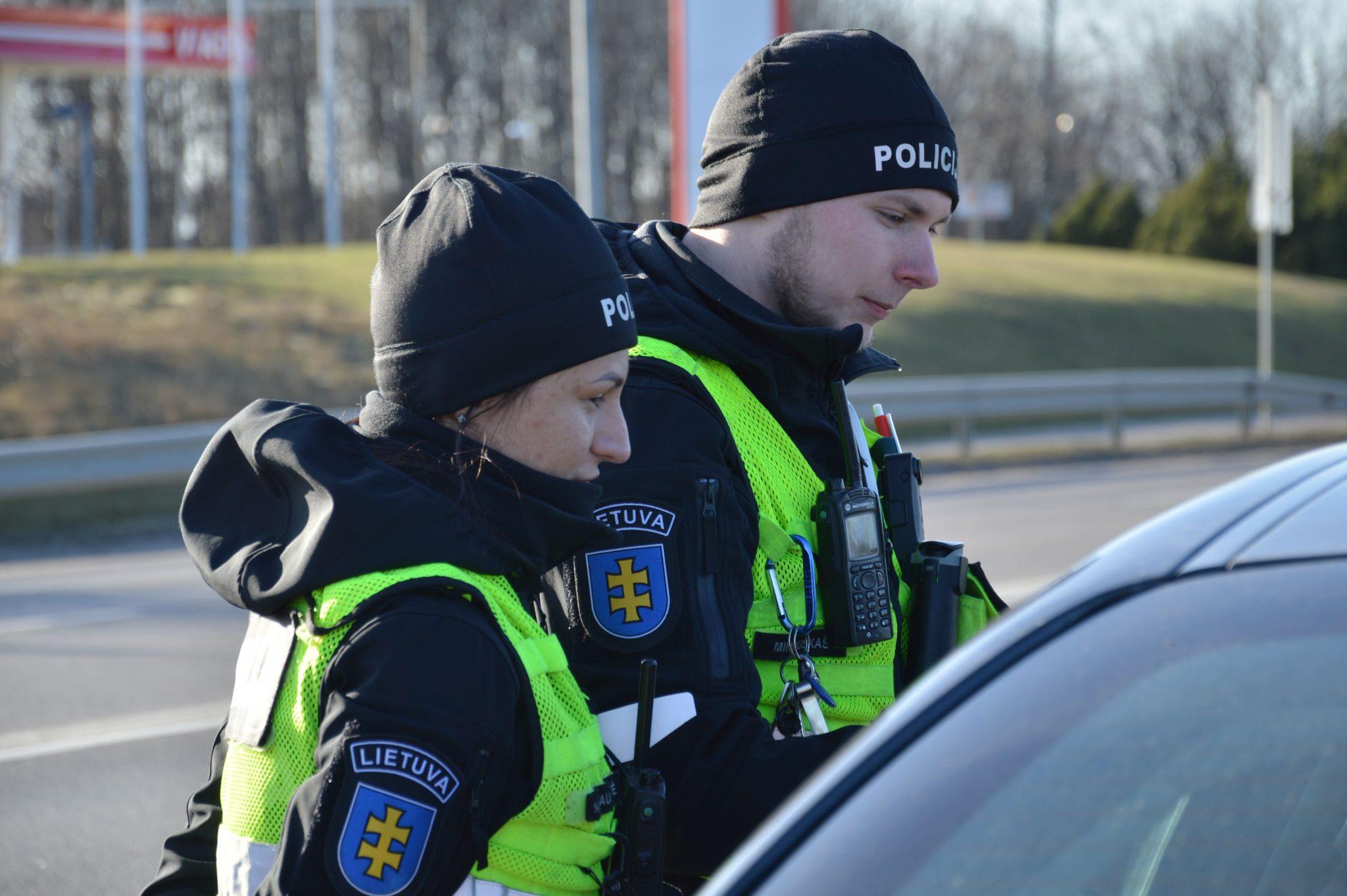 hipertenzija tarnauti policijoje