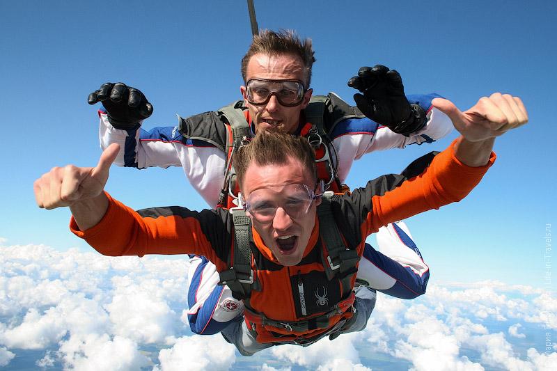 šuolis parašiutu su hipertenzija)