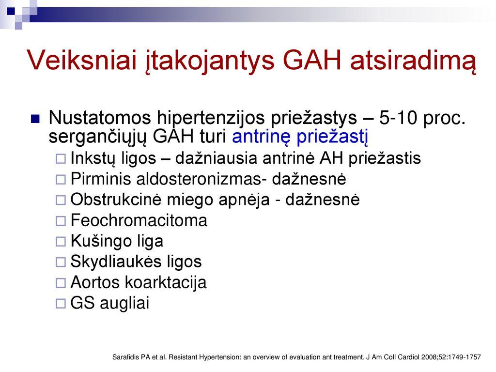 hipertenzija ligos priežastis iki)