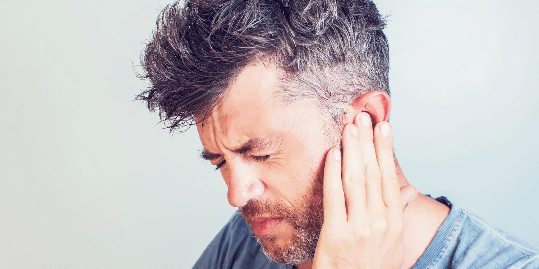 hipertenzija ausies užgulimas