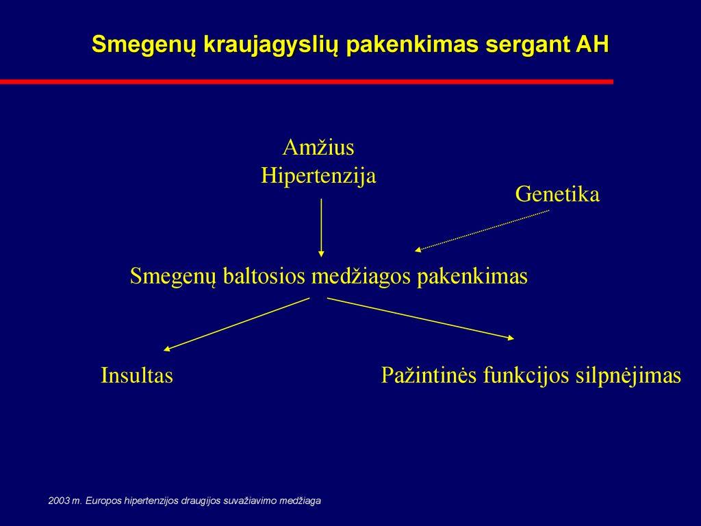 smegenų hipertenzija yra)