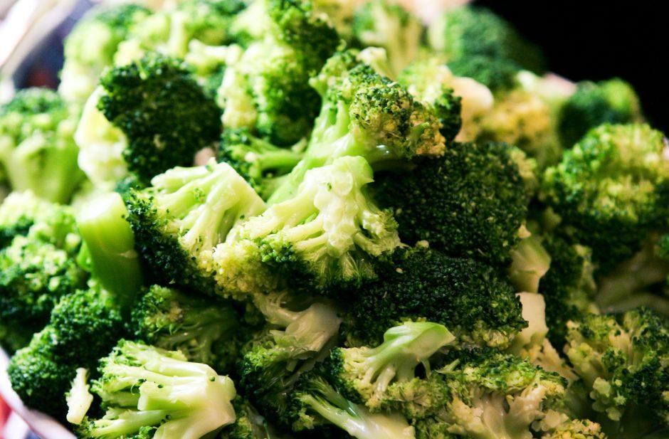 brokolių nauda širdžiai)
