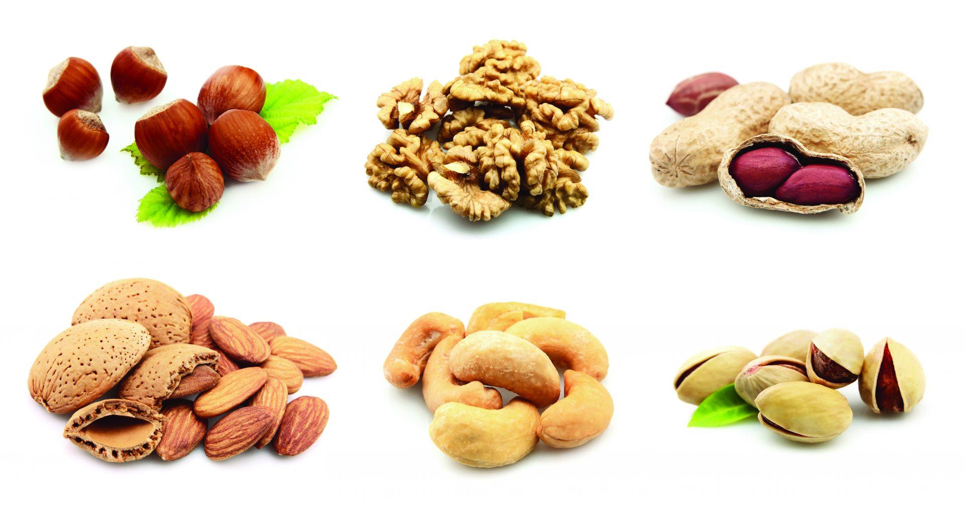 Mitybos specialistė išvardijo 5 priežastis, kodėl naudinga valgyti riešutus