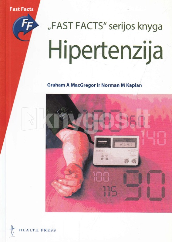 elektroninių knygų hipertenzija)