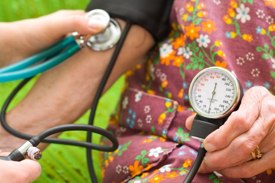 sistemingas hipertenzijos gydymas
