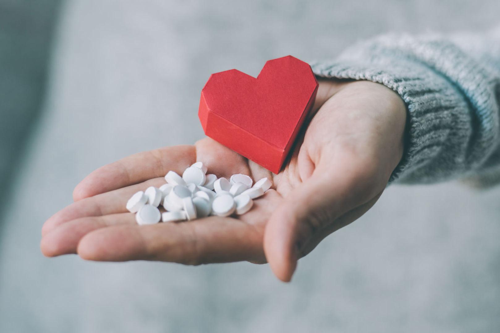 vitaminai, gerinantys širdies sveikatą)