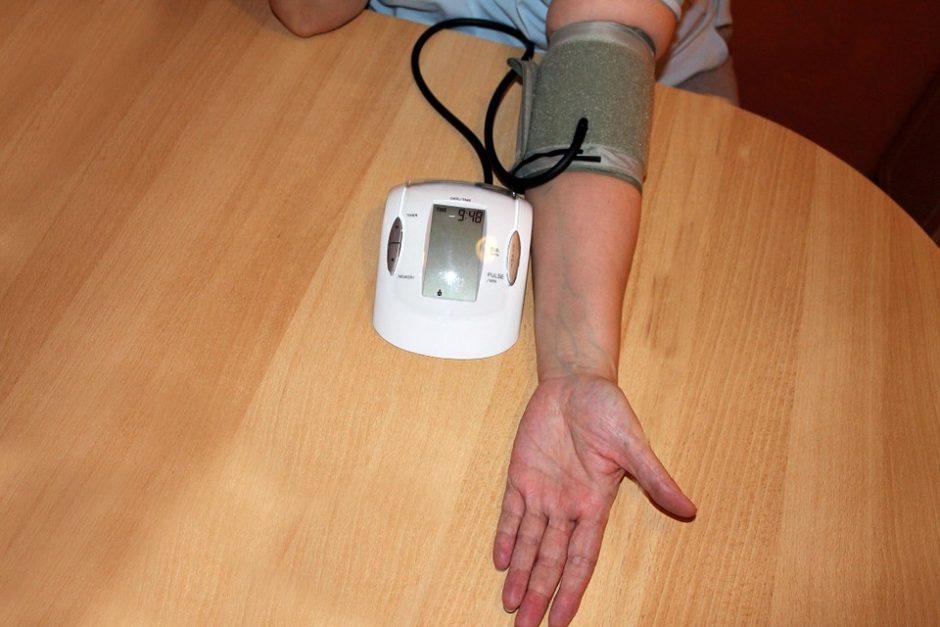 aparatai hipertenzijai gydyti