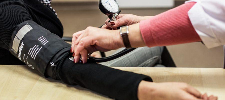 širdies ir kraujagyslių įranga bei hipertenzija
