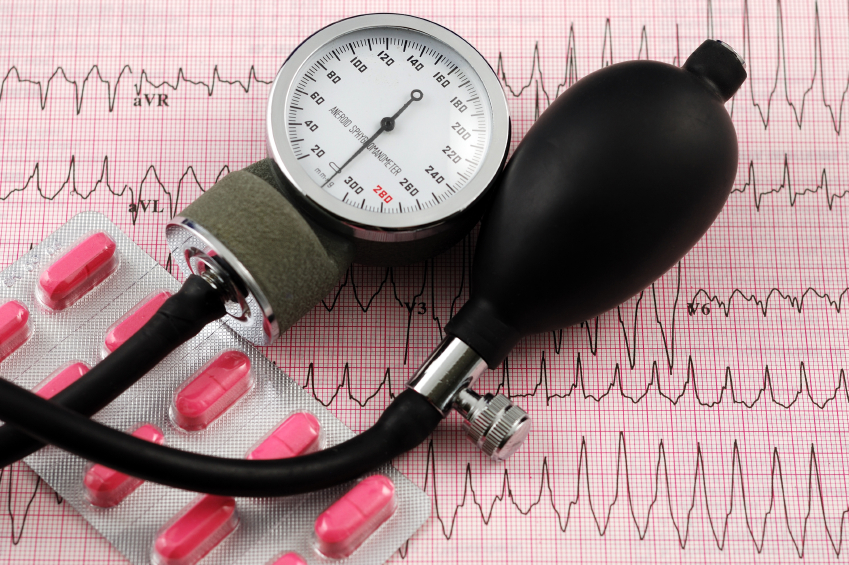 šokinėjimas ir hipertenzija