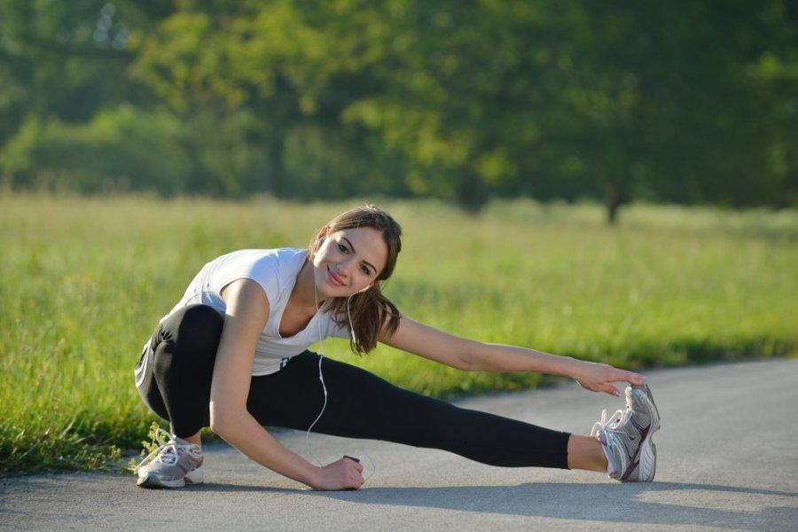 Fiziniai pratimai – geriausias būdas kontroliuoti stresą