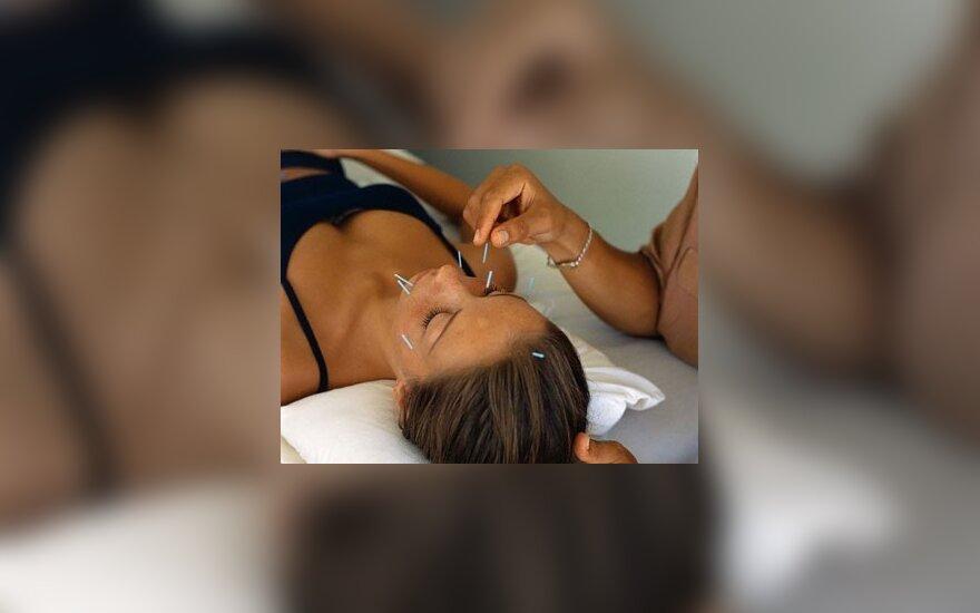 gydymas hipertenzija akupunktūra