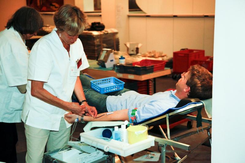 Kraujo donorystė gali padėti sužinoti apie pavojingą ligą anksčiau