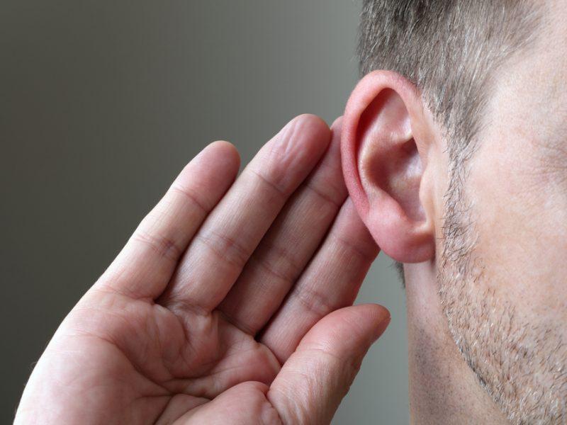 Triukšmas galva: priežastys ir gydymas - Hipertenzija - November