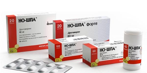 noshpa ir hipertenzija