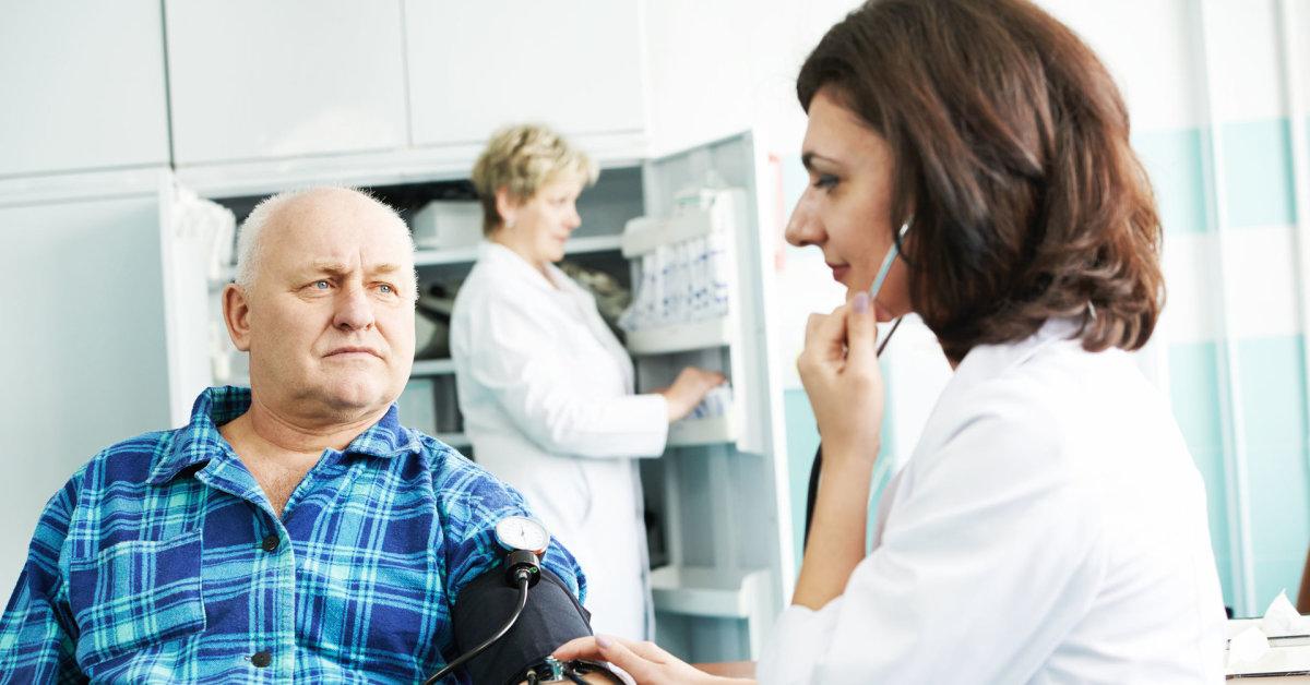 ko imtis hipertenzijos apžvalgoms