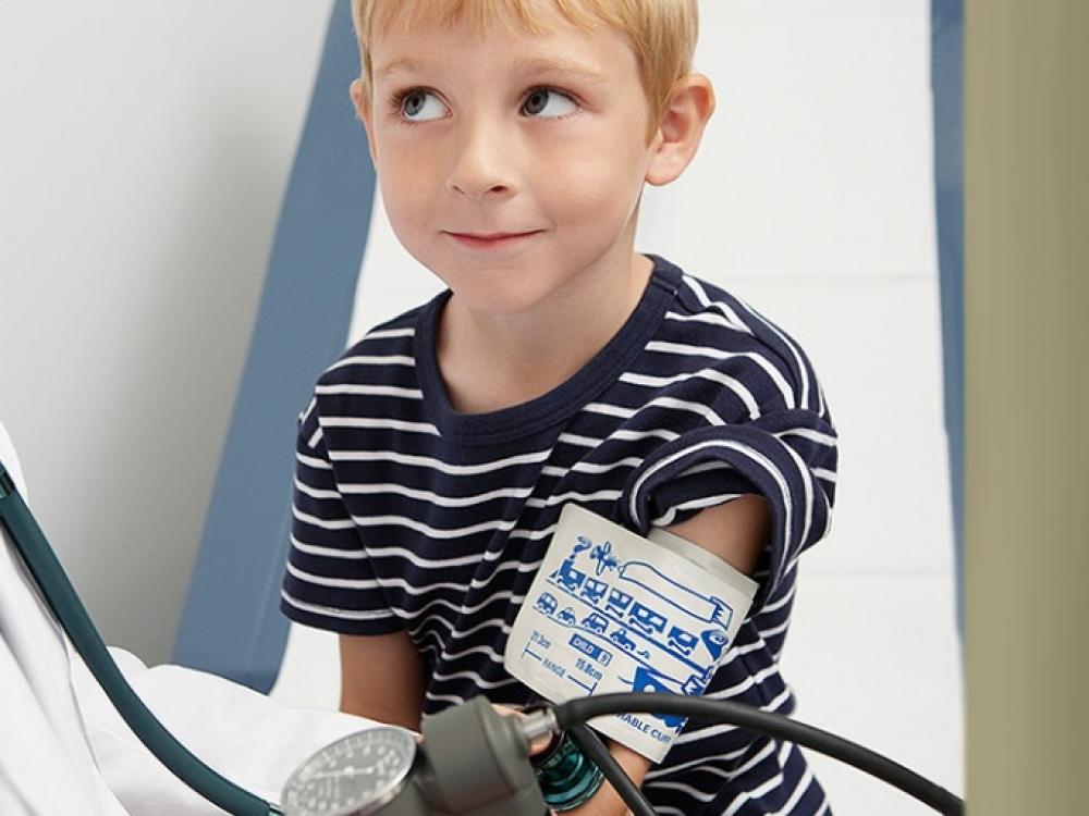 ar hipertenzija pasitaiko vaikams