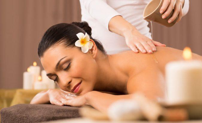 masažas gydant hipertenziją