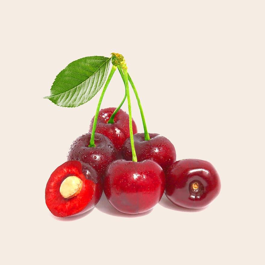 vyšnios ir širdies sveikata)